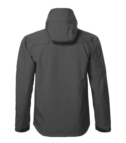 Softshellová bunda pánská Malfini Nano - Ocelově Šedá / L
