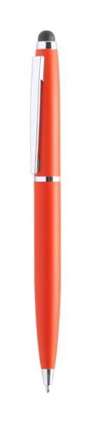 Dotykové Kuličkové Pero Walik - Oranžová