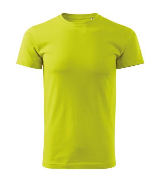 T-shirt Gents Malfini Basic Free - Lime Punch / 3XL