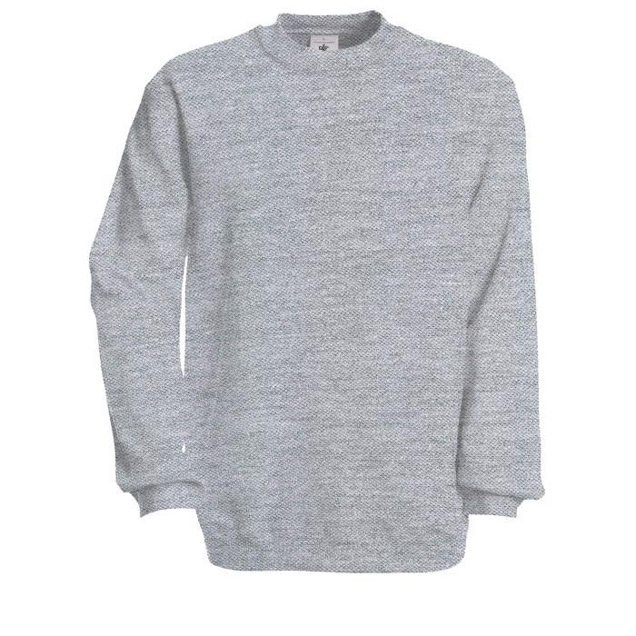 Sweatshirt Set In Sweatshirt - Grey Heather / M