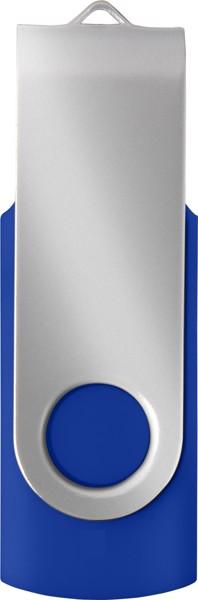 ABS USB drive (16GB/32GB) - Blue / Silver