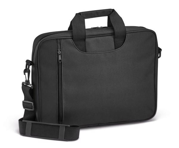 GARBI. Laptop bag - Black