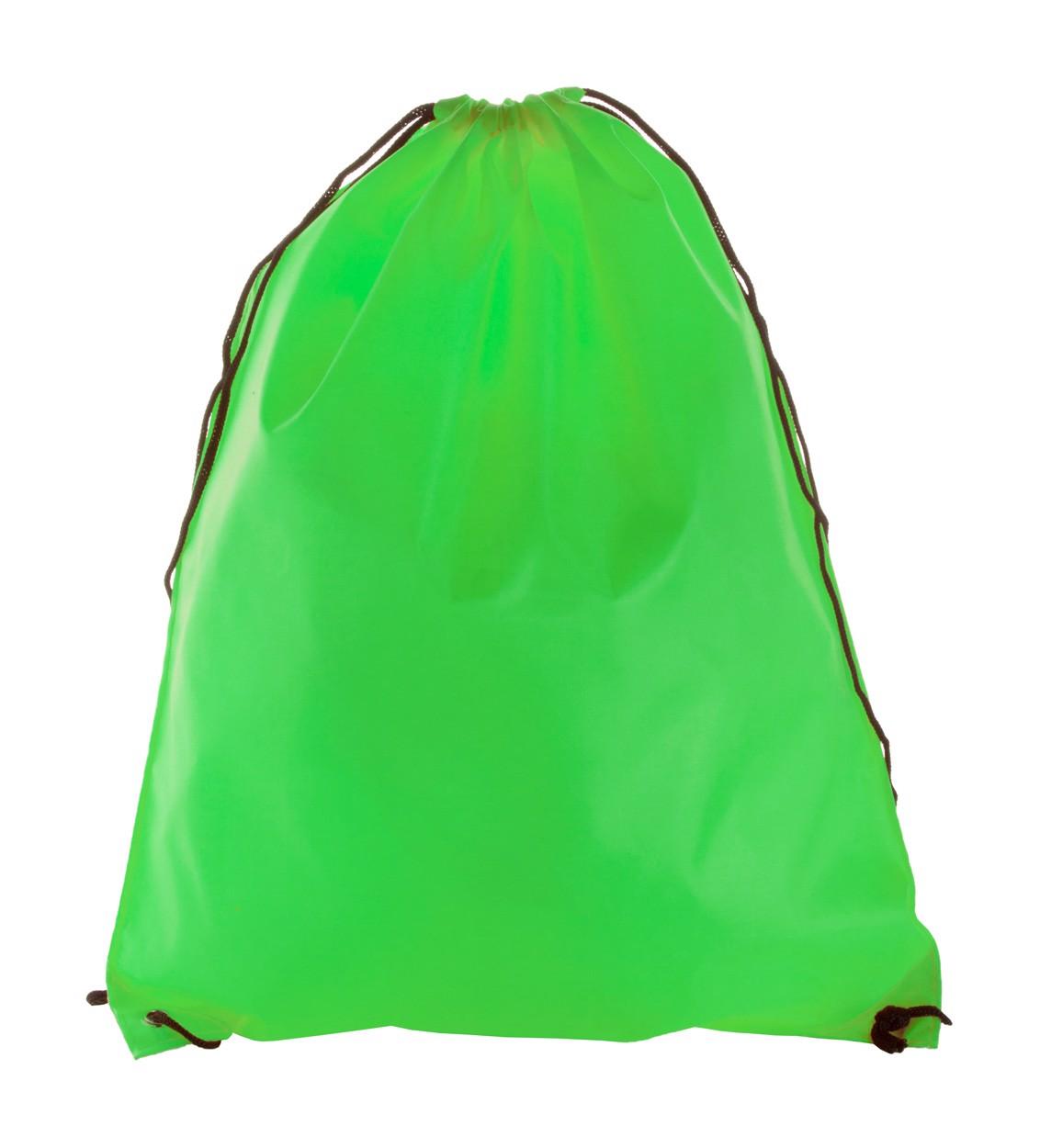 Vak Na Stažení Šňůrkou Spook - Limetková Zelená