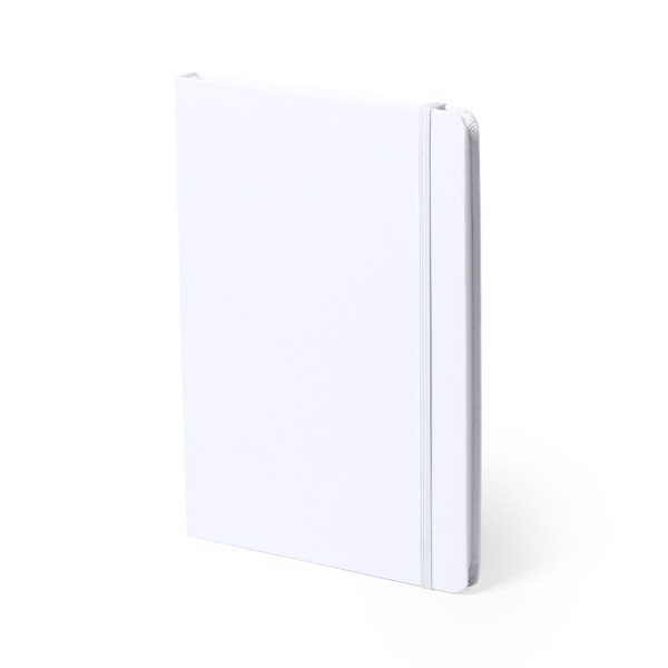 Anti-Bacterial Notepad Tungol - White