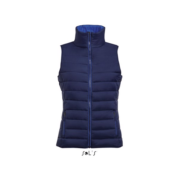 WAVE-WOMEN BODYWARMER-180g Wave Women - Navy / XXL