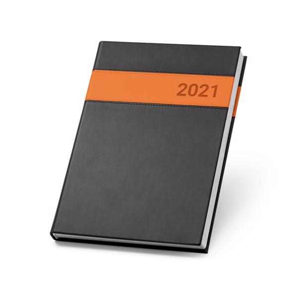 DUED B5. Agenda B5 - Naranja
