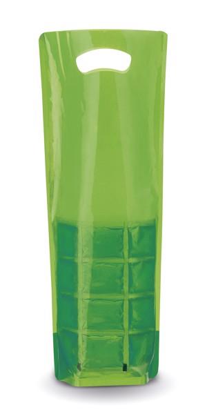 COOLIT. Chladicí taška na 1 láhev - Světle Zelená