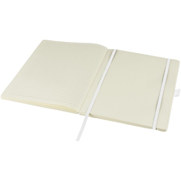 Pad tablet-size notebook - White