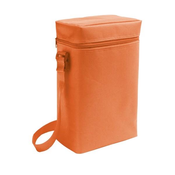 JAKARTA. Chladicí taška 600D - Oranžová