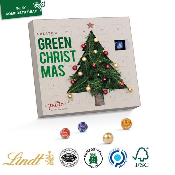 Mini Chocolate Ball Advent Calendar Lindt