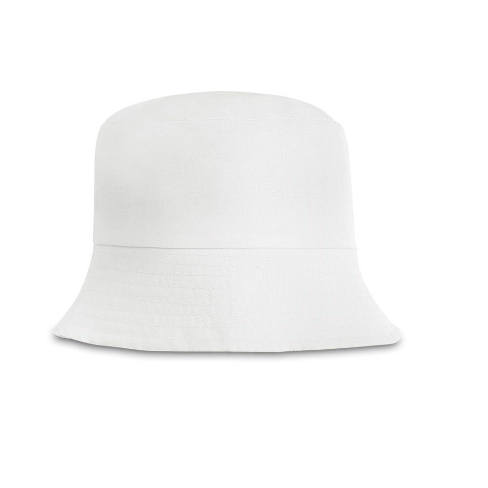 JONATHAN. Rybářský klobouk - Bílá