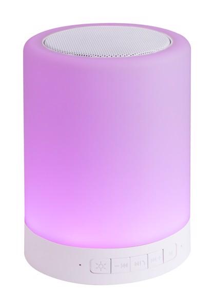 Bluetooth zvočnik Alaric - bel
