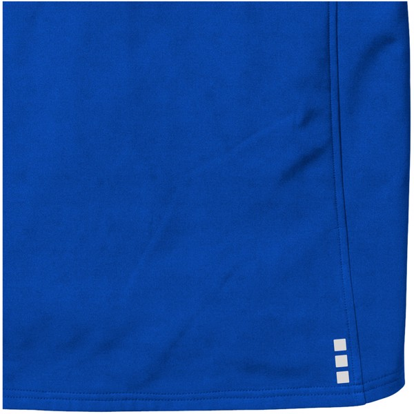 Langley softshell jacket - Blue / S