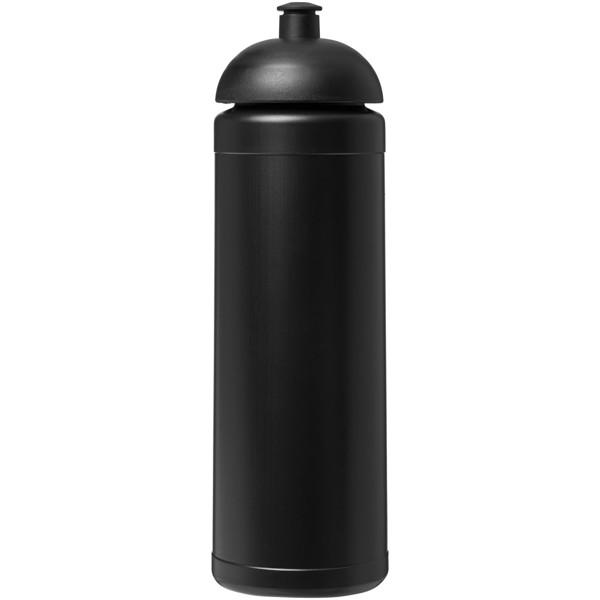 Sportovní láhev s kupolovitým víčkem Baseline® Plus 750 ml - Černá