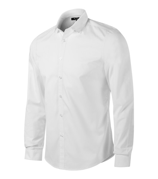 Shirt Gents Malfinipremium Dynamic - White / XL