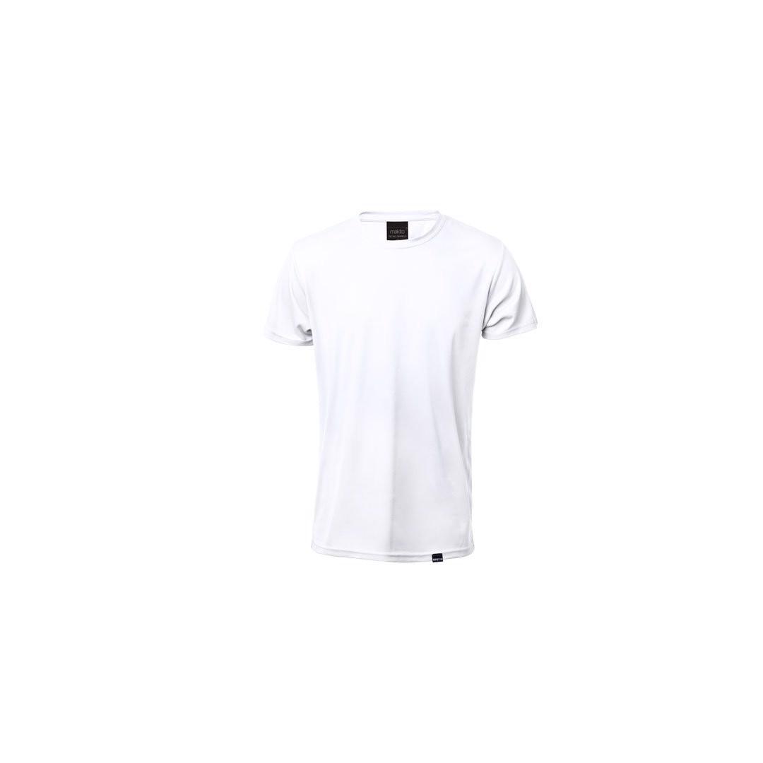 T-Shirt Adulto Tecnic Markus - Branco / XL