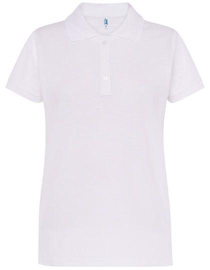 Polo Regular Lady - White / 3XL