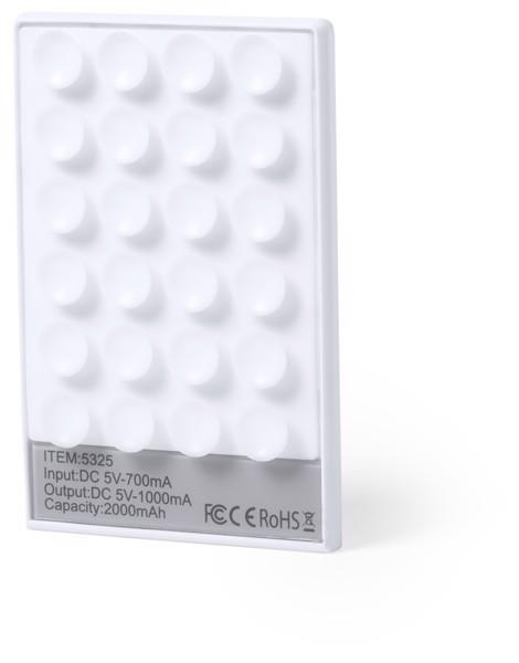 Power Bank Ventox - Blanco