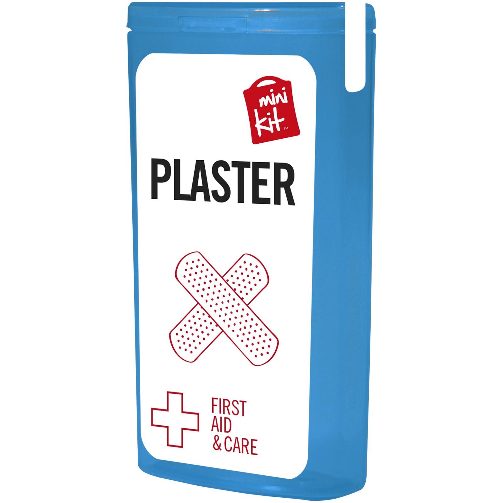 MiniKit Plasters - Blue