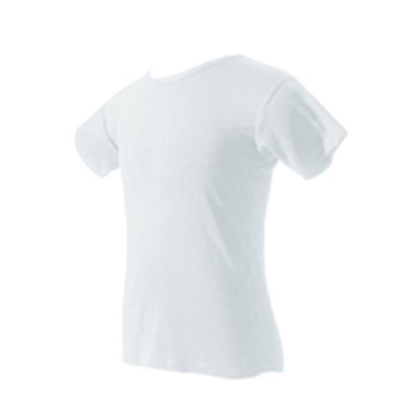 T-Shirt De Adulto 165Gr - K1 - Branco / 2XL