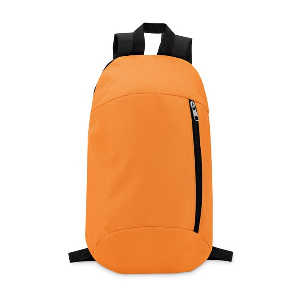 Plecak Tirana - pomarańczowy