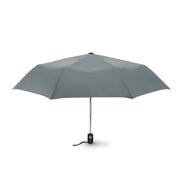 "Luxe 21"" storm umbrella Gentlemen - Grey"