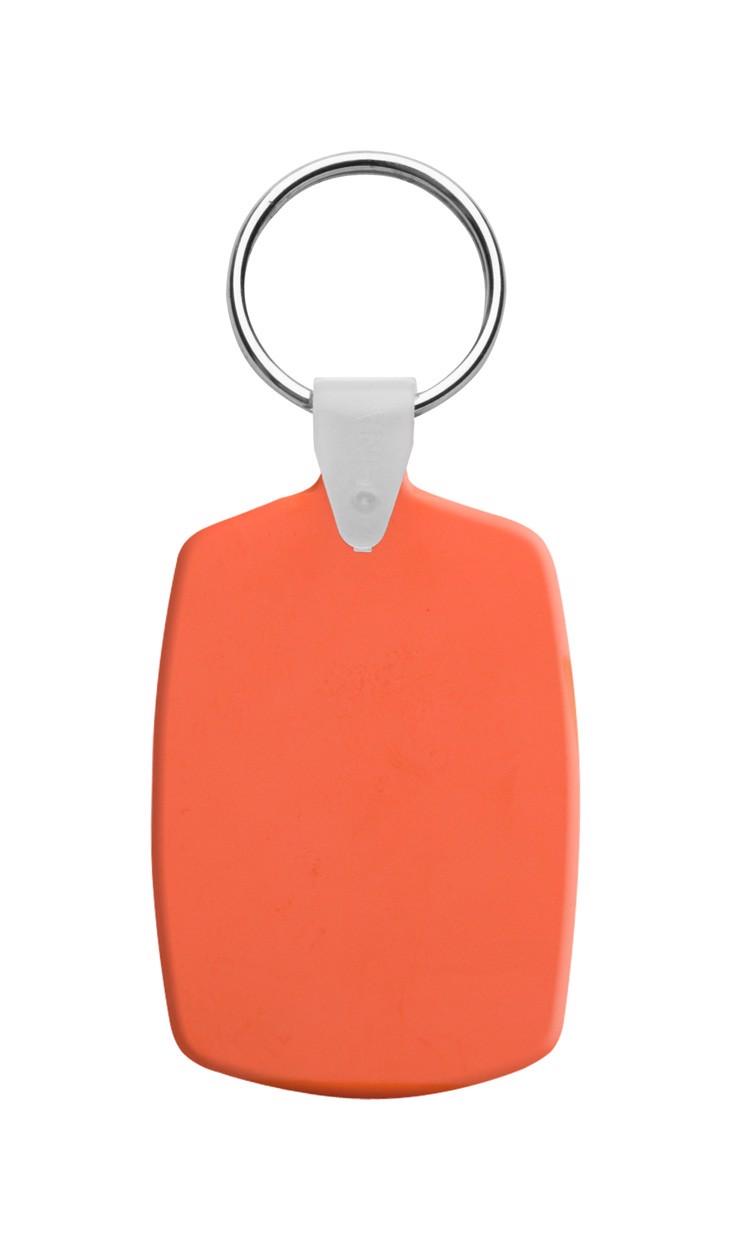 Keyring Slice - Orange