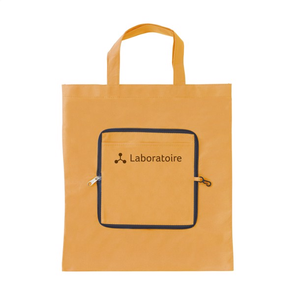 SmartShopper folding bag - Orange