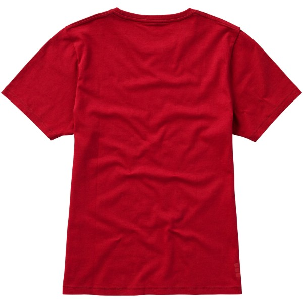 Nanaimo short sleeve women's T-shirt - Red / M
