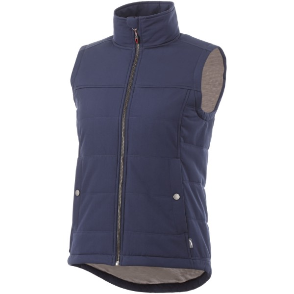 Swing insulated ladies bodywarmer - Navy / XL