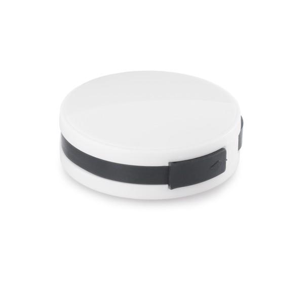 GARDNER. USB 20 hub - Černá