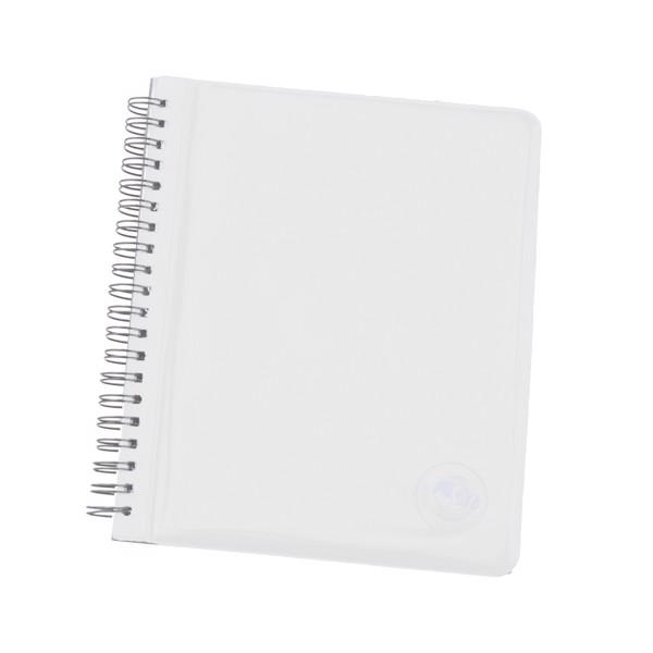 Pillow Notebook Komod - White