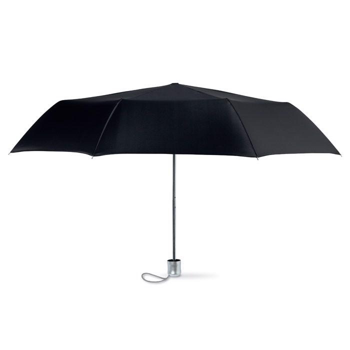 Mini umbrella with pouch Lady Mini - Black
