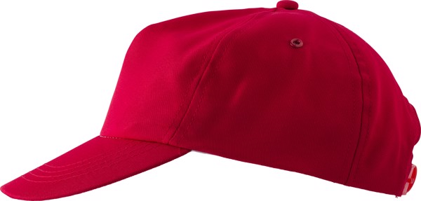 RPET cap - White