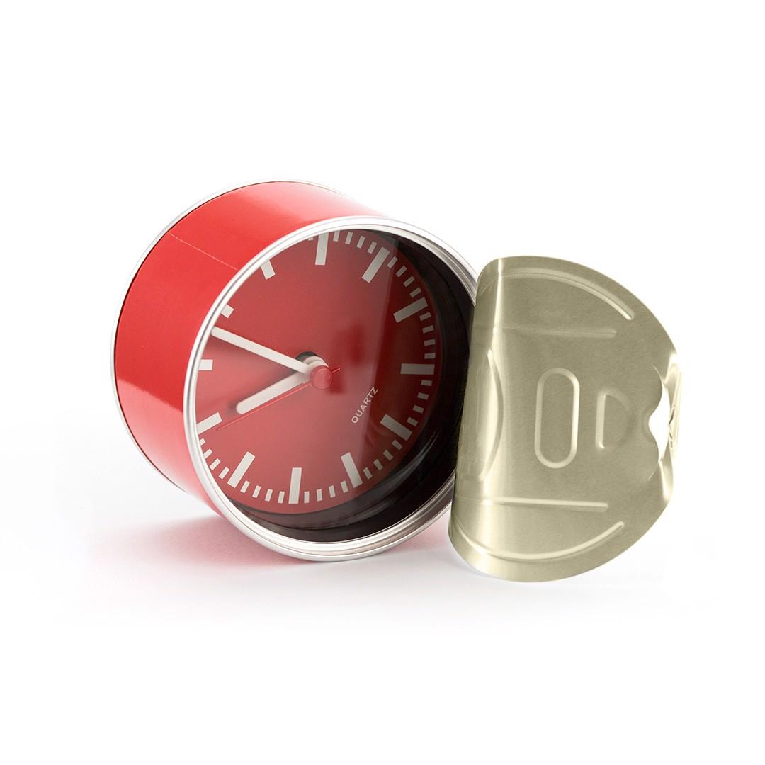 Relógio Proter - Vermelho