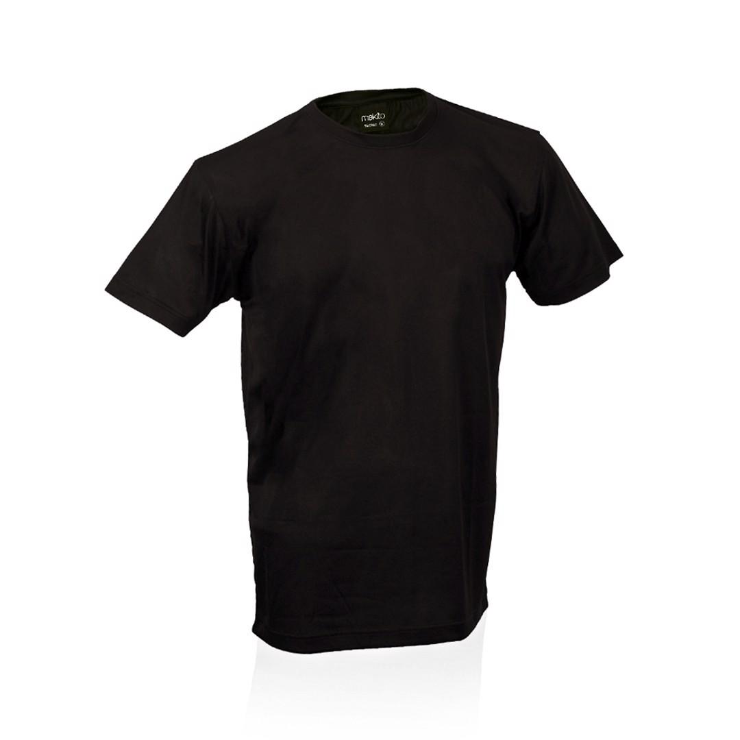 Camiseta Adulto Tecnic - Negro / XL