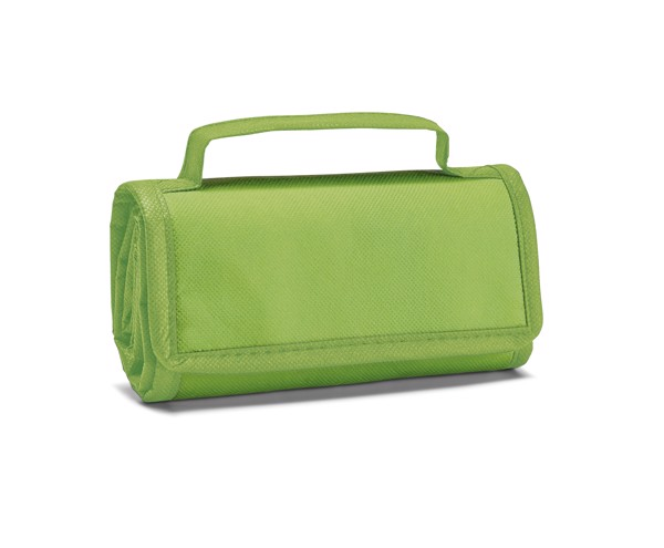 OSAKA. Foldable cooler bag 3 L - Light Green