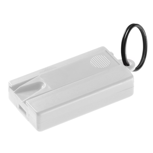 "Key Pendant Box ""Anti-Tick"" - White"