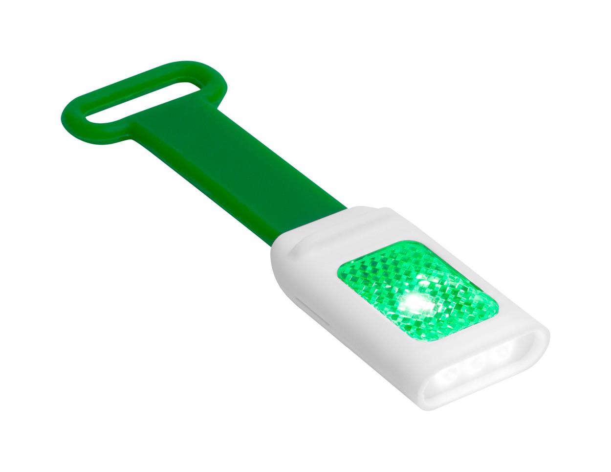 Baterka Plaup - Zelená / Bílá