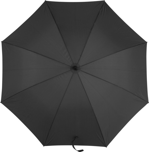 Polyester (190T) umbrella - Black
