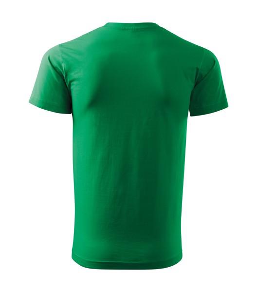 T-shirt men's Malfini Basic Free - Kelly Green / L