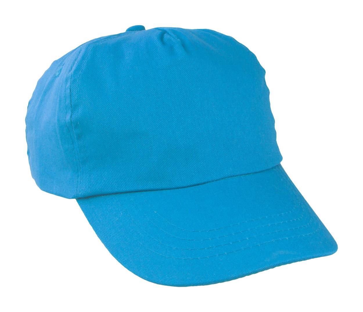 Baseballová Čepice Sport - Světle Modrá