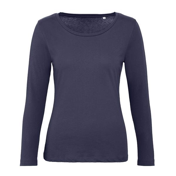 Inspire T Lsl Women - Navy Blue / S