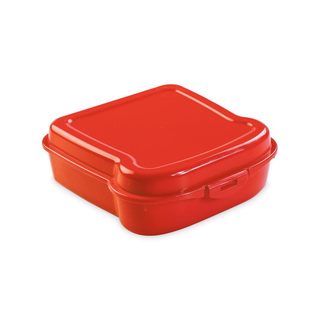 Fiambrera Sandwich Noix - Rojo