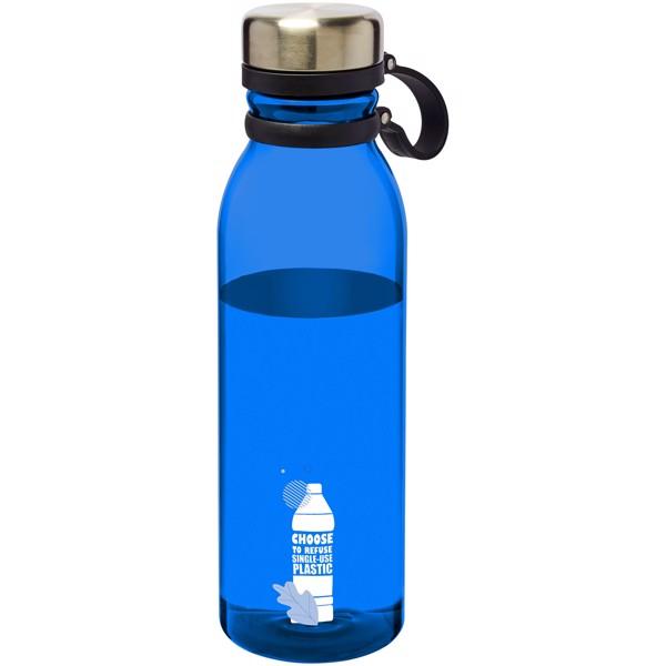 Bidon Darya Tritan™ o pojemności 800 ml - Niebieski