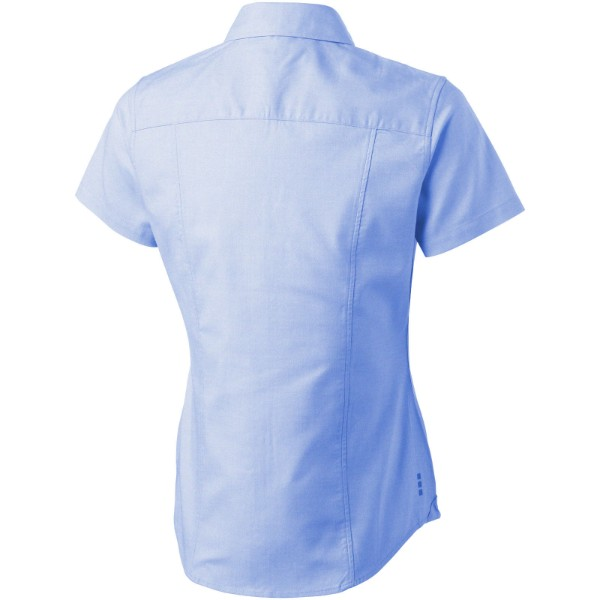 Manitoba short sleeve ladies shirt - Light Blue / M