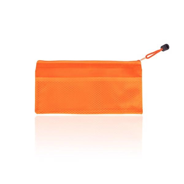 Pencil Case Latber - Orange