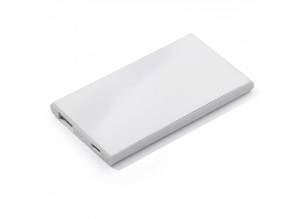 Powerbank compact 2000mAh - White