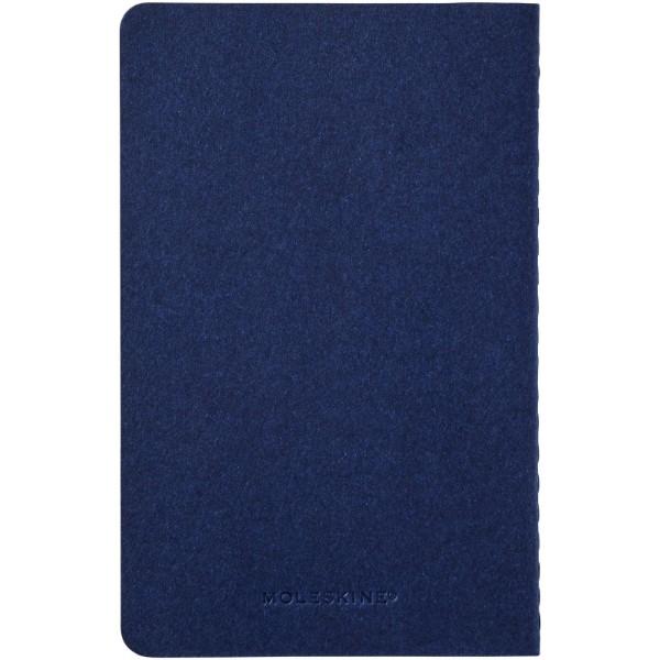 Cahier Journal PK - ruled - Indigo blue