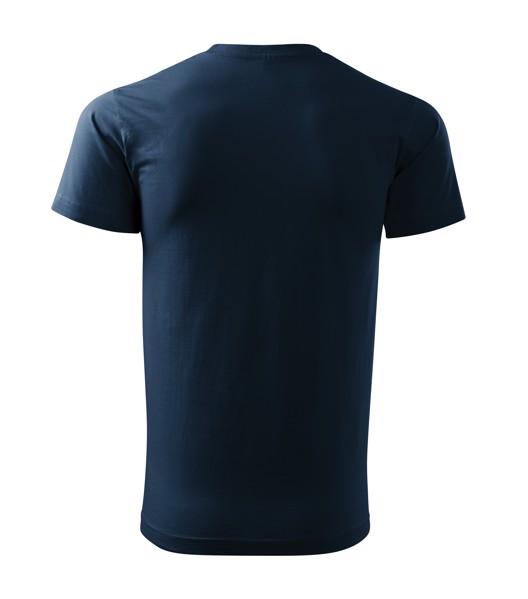 T-shirt unisex Malfini Heavy New Free - Navy Blue / 3XL